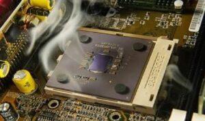 Principales fallas, causas y posibles soluciones del procesador
