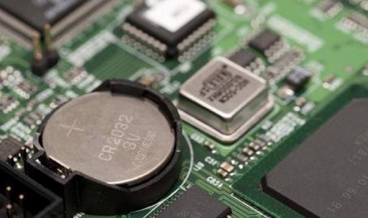Batería de la BIOS