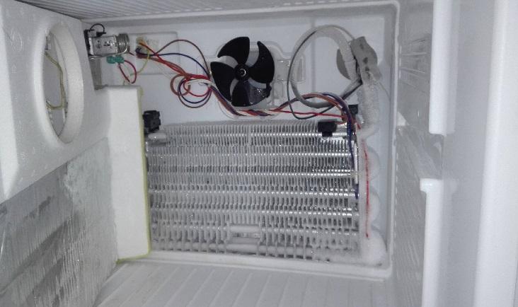 Refrigerador no enfría en la parte de abajo